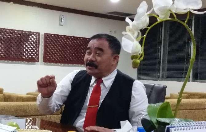 Sekjen DPD RI Jelaskan Kronologis Penarikan Undangan GKR Hemas