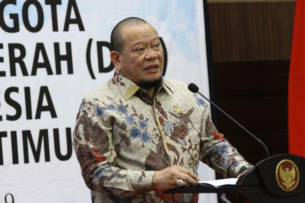 BUMN Kuasai Proyek Infrastruktur, Ketua DPD RI Ingatkan Perintah Jokowi