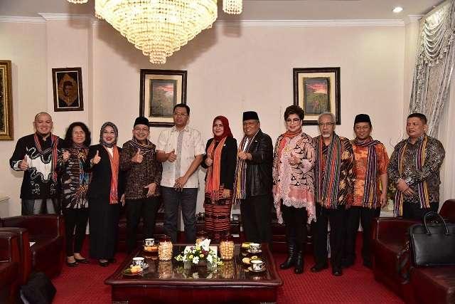 Gubernur NTB: DPD RI Harus Bicara Pembangunan Wilayah Timur