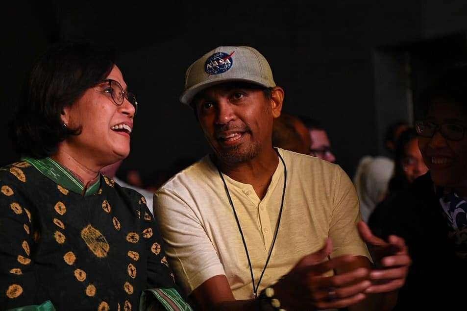 Sry Mulyani: Glenn Fredly Peduli Ambon sebagai Kota Musik Indonesia
